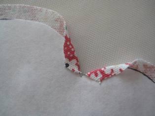 Gigi s thimble applique the freezer paper method