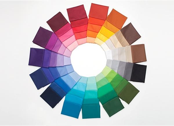 Color Wheel Solids