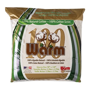 Warm 100 Cotton