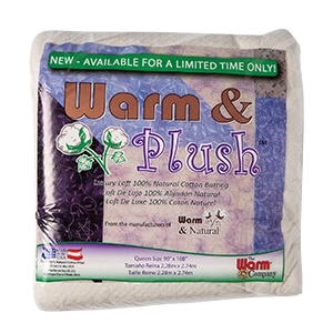 Warm & Plush Cotton