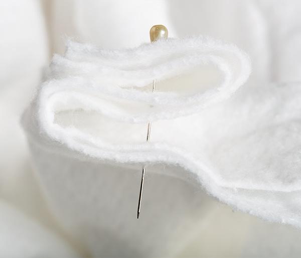 Warm & White Cotton