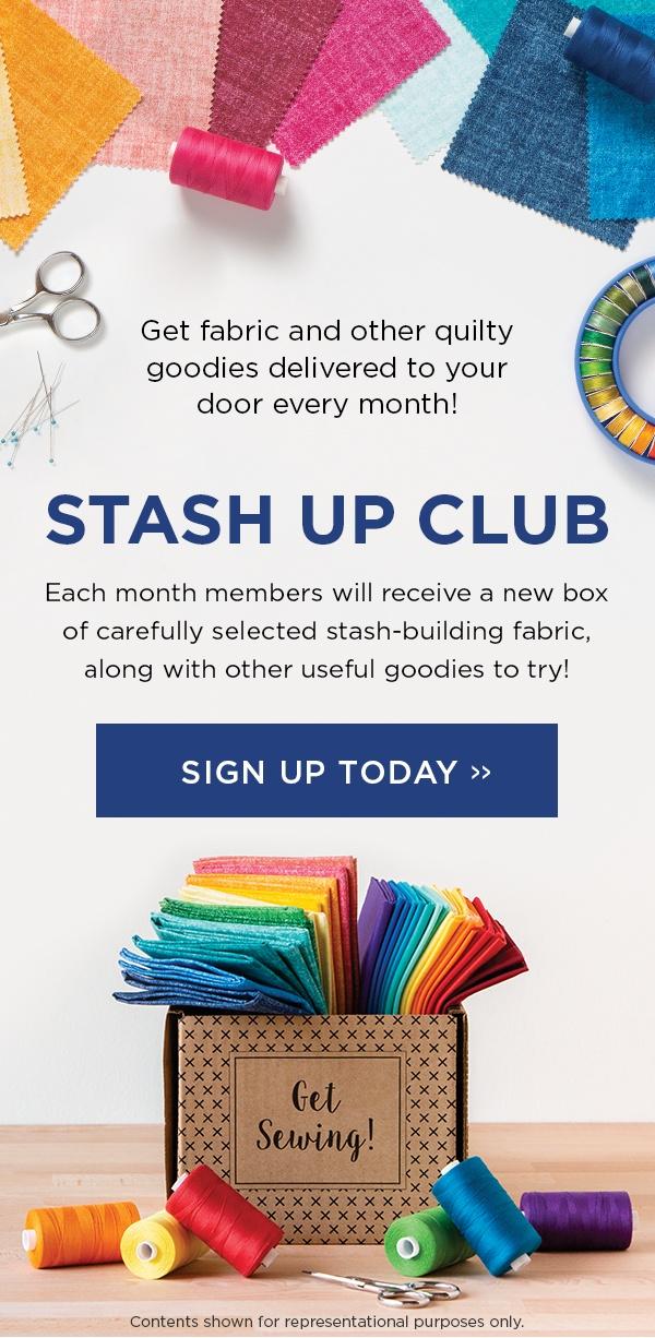 Stash Up Club 1