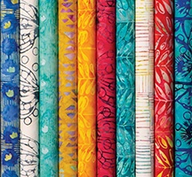 Anthology Batiks