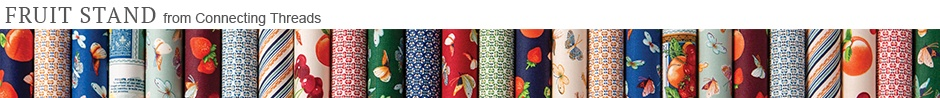 Fruit Stand Fabric Collection