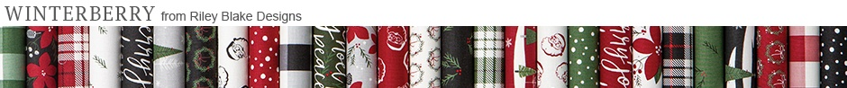 Winterberry Fabric Collection