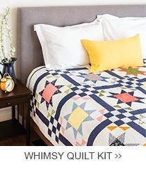 Whimsy Quilt Kit