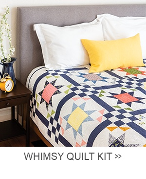 Whimsy Quilt Kit
