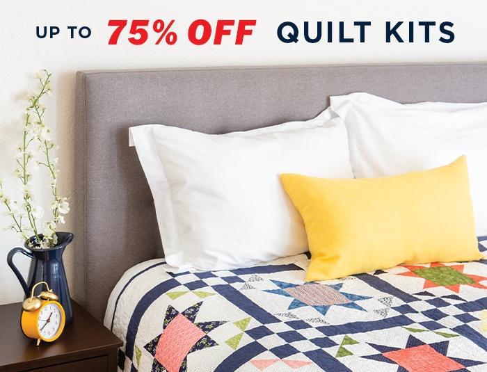 75% Off Kits