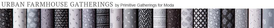 Urban Farmhouse Gatherings Fabric Collection