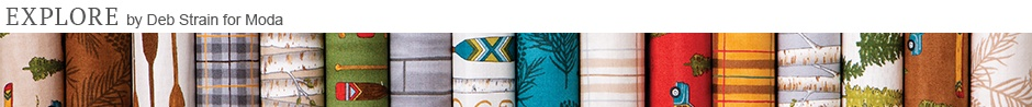 Explore Fabric Collection