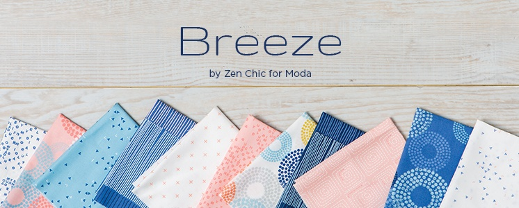 Breeze Fabric Connecting Threads