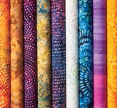 Santorini Batiks