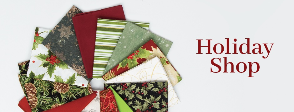 Holiday and Christmas Fabric