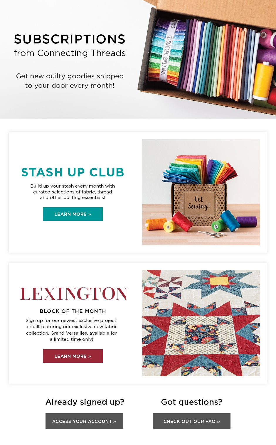 All Subscriptions - Lexington