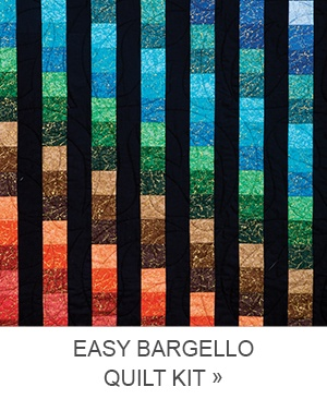 Easy Bargello Quilt Kit
