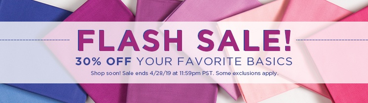 Basics Flash Sale