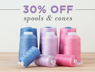Thread Sale