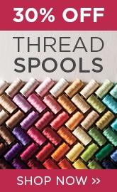 Thread Spool Sale
