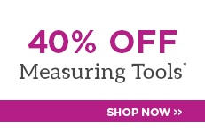 40% Off Measuring Tools