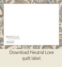 Quilt Label Templates : Quilt Labels - Quilt With Us