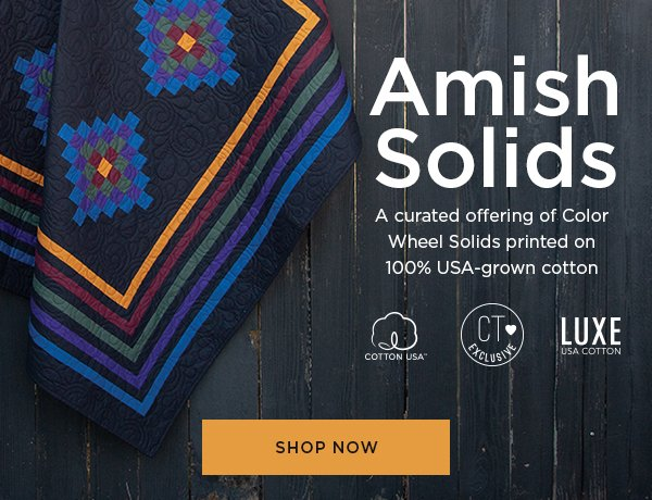 Amish Solids