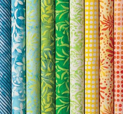Color Therapy Batiks