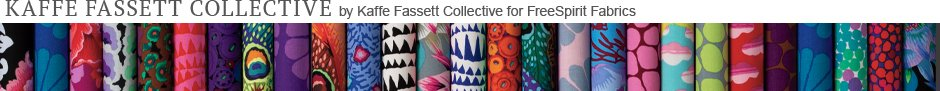 Kaffe Fassett Collective by Kaffe Collective for FreeSpirit Fabrics