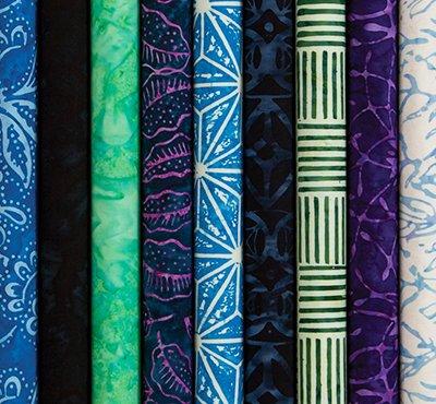 Abalone Batiks