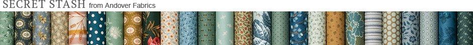 Secret Stash from Andover Fabrics