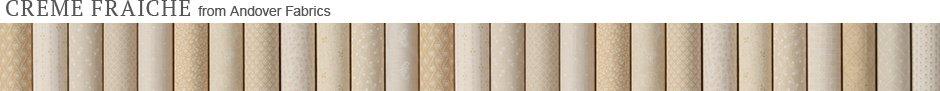 Creme Fraiche from Andover Fabrics