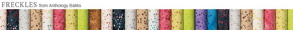 Freckles from Anthology Batiks