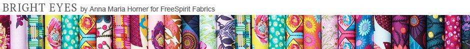 Bright Eyes by Anna Maria Horner for FreeSpirit Fabrics