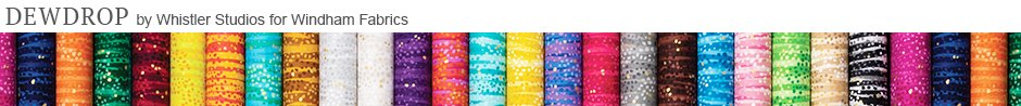 Dewdrop by Whistler Studios for Windham Fabrics
