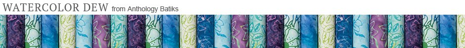 Watercolor Dew from Anthology Batiks