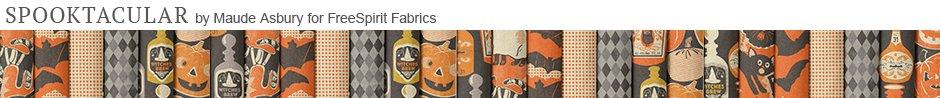 Spooktacular by Maude Asbury for FreeSpirit Fabrics