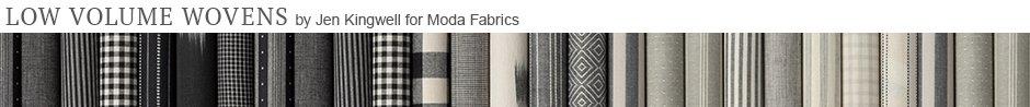 Low Volume Wovens by Jen Kingwell for Moda Fabrics