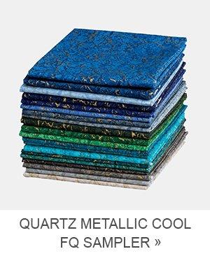 Quartz Metallic Cool FQ Sampler