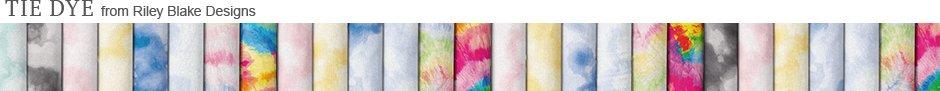 Tie Dye from Riley Blake Designs