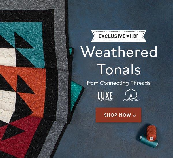 Weathered Tonals