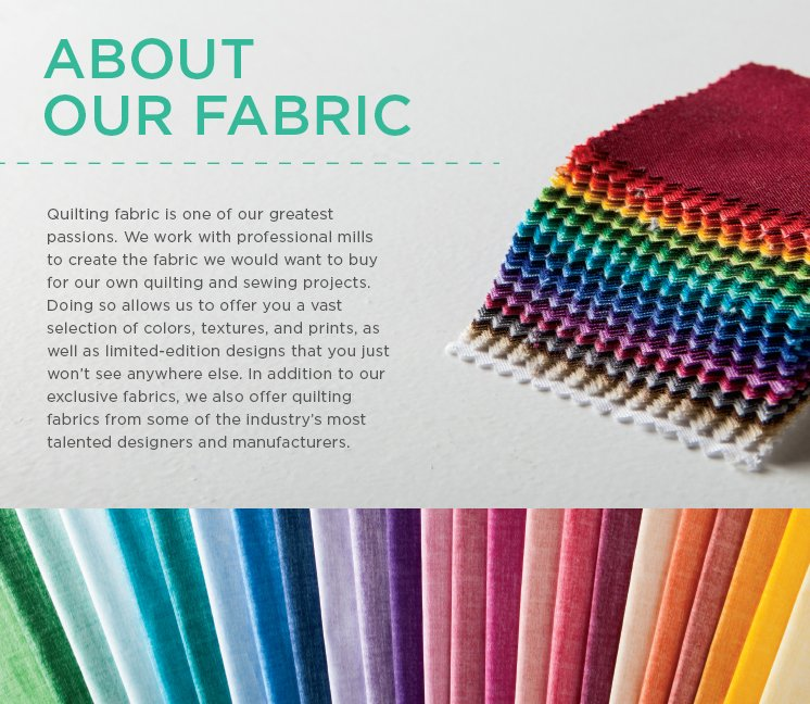 About Our Fabric