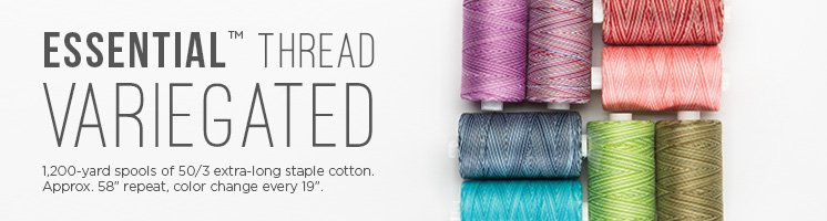 Essential Thread Variegated