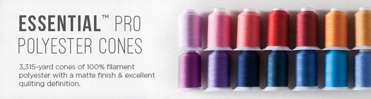 Essential Thread Polyester Cones