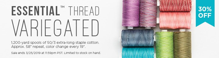 Essential Thread Variegated Thread