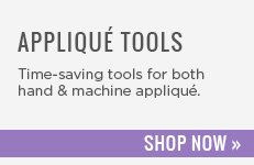 Applique Tools