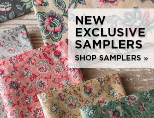 New Exclusive Samplers