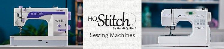 HQ Stitch Sewing Machines