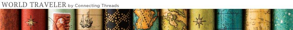 World Traveler Fabric Collection