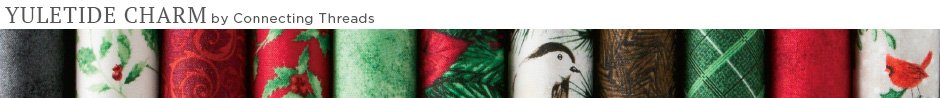 Yuletide Charm Fabric Collection