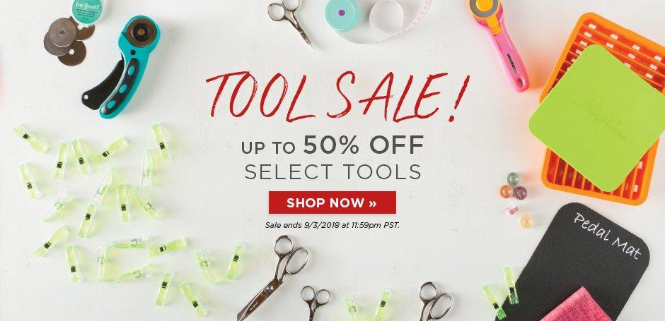 Tool Sale - Homepage Rotator