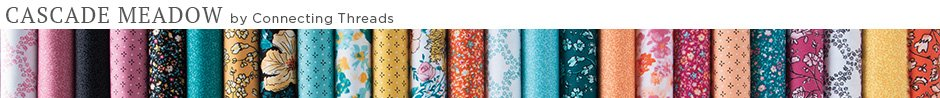 Cascade Meadow Fabric Collection